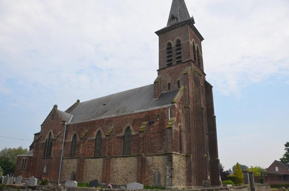 Wadelincourt: l'église reste inaccessible