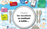 Quand les vocations se mettent à table...
